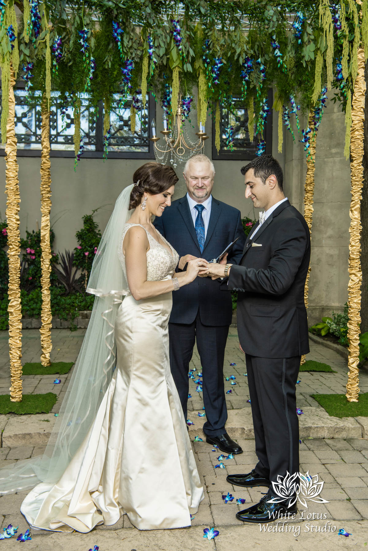 234 - Toronto - Liberty Grand - Wedding Ceremony - PW