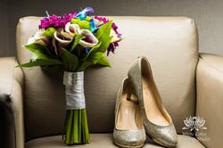 035 - Wedding - Toronto - Bride getting ready - PW