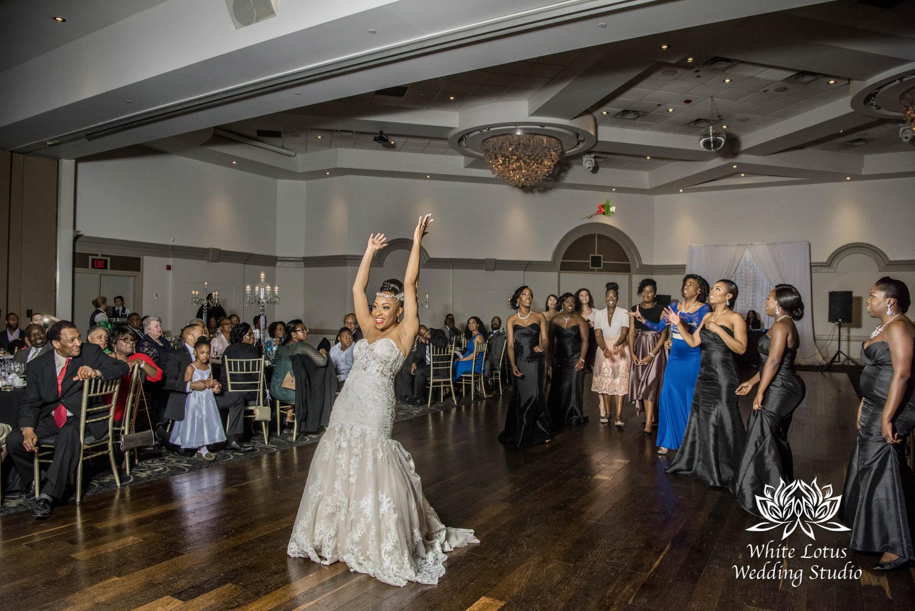 342 - Wedding - Toronto - Fontana Primavera Event Centre