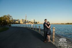 052 - Trillium Park - Toronto - Engagement