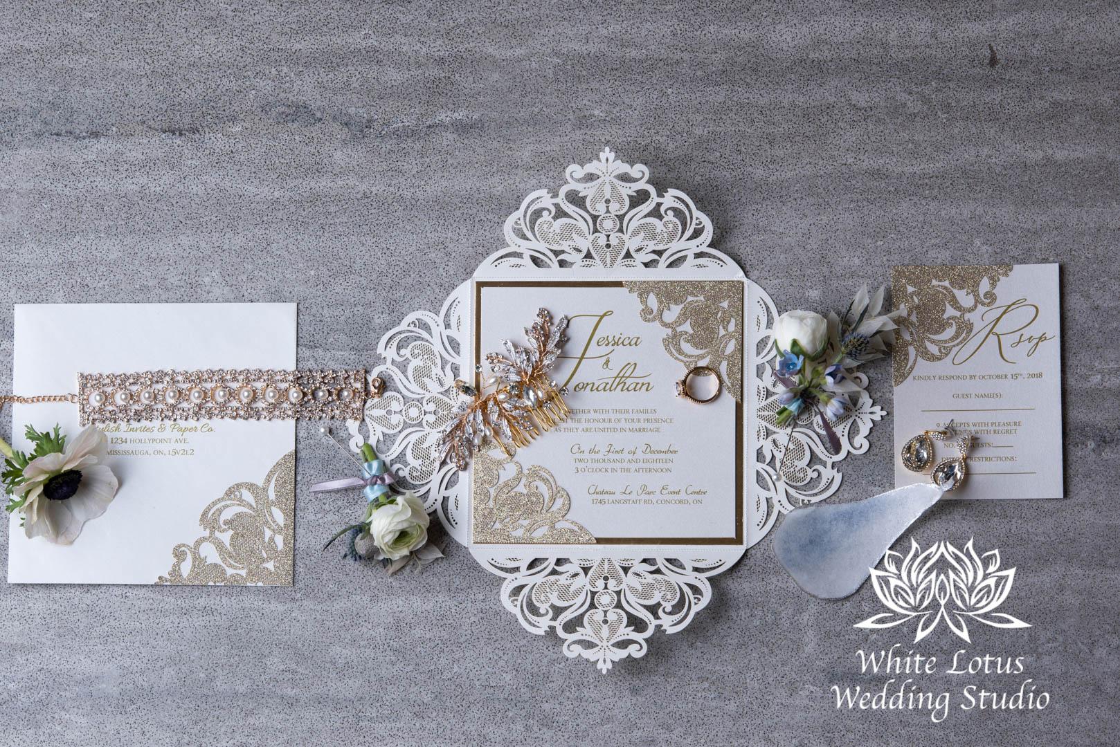 002- GLAM WINTERLUXE WEDDING INSPIRATION