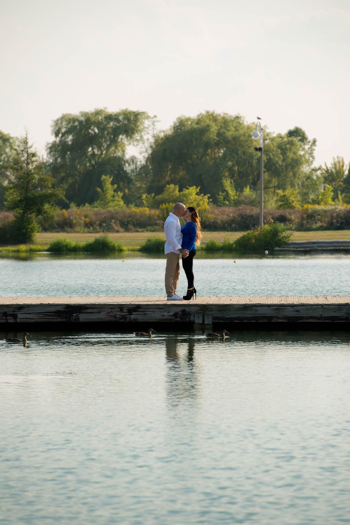 018 - Engagement FL Humber Bay Park - Toronto