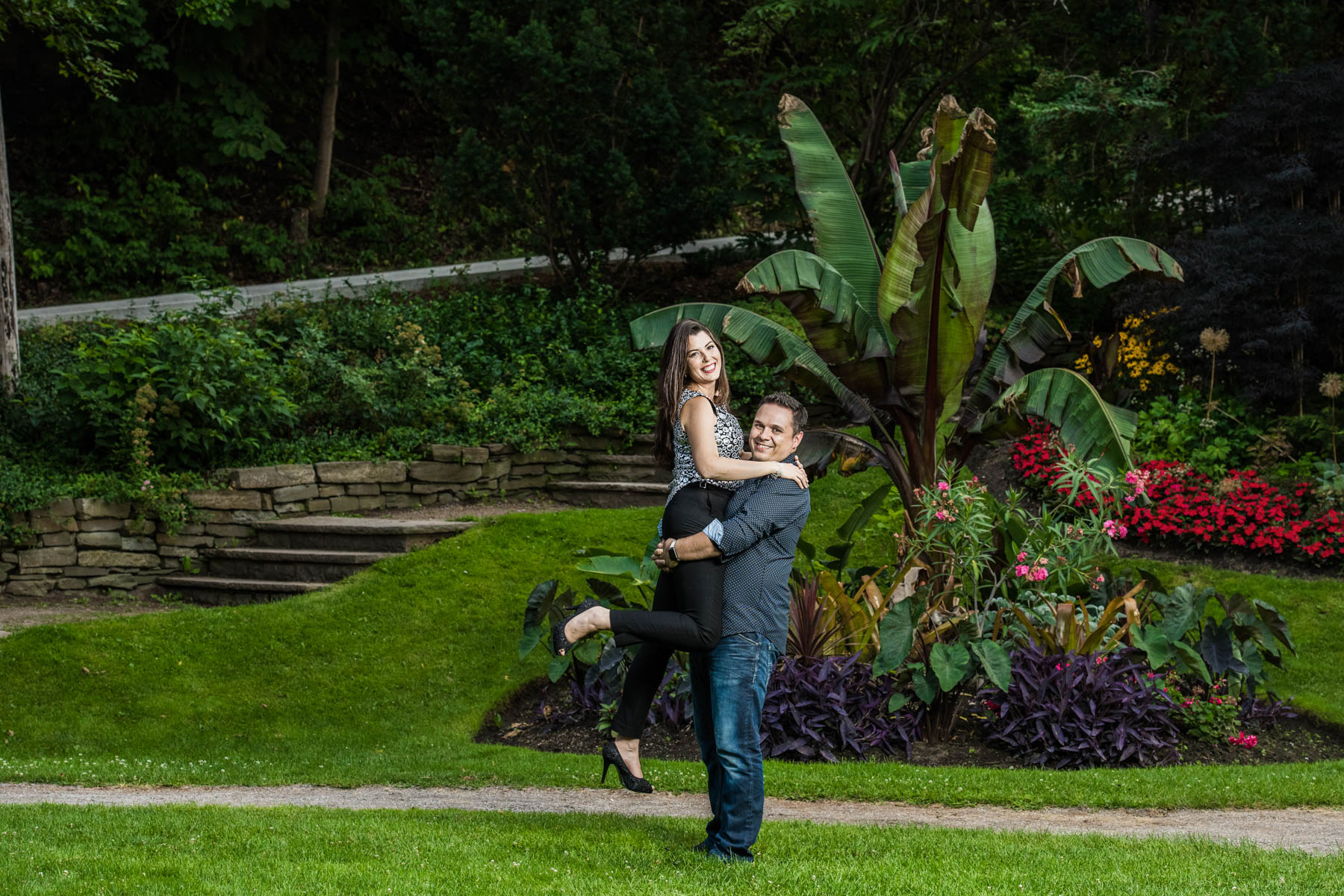 048 - Engagement JJ Alexander Muir Memorial Gardens