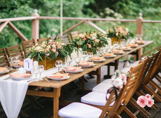 Wedding ceremony decoration - Part 1