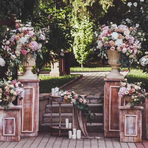 Vintage - Wedding style