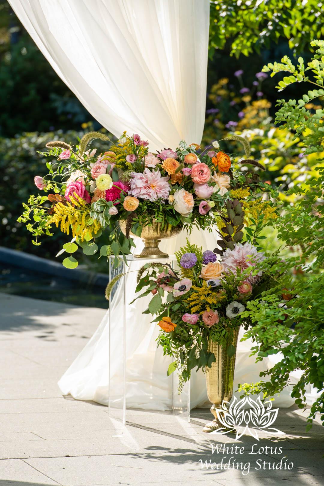 169- SPRING GARDEN WEDDING INSPIRATION