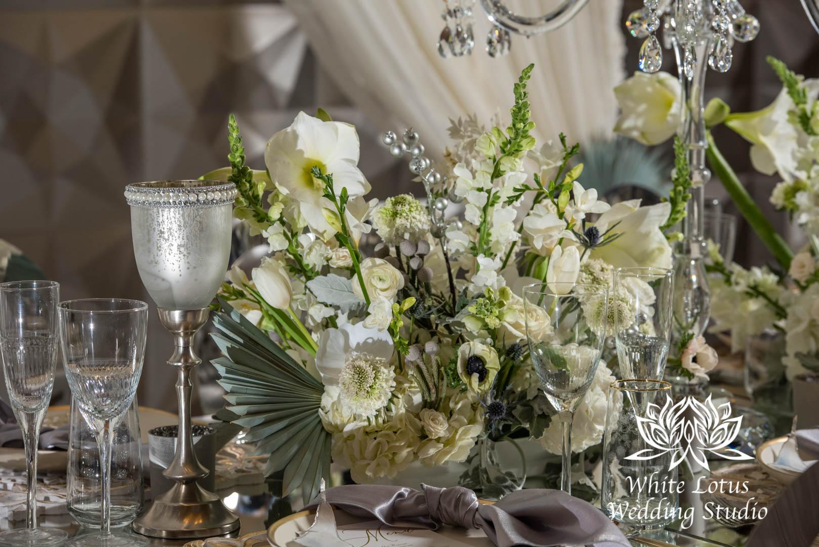 164- GLAM WINTERLUXE WEDDING INSPIRATION