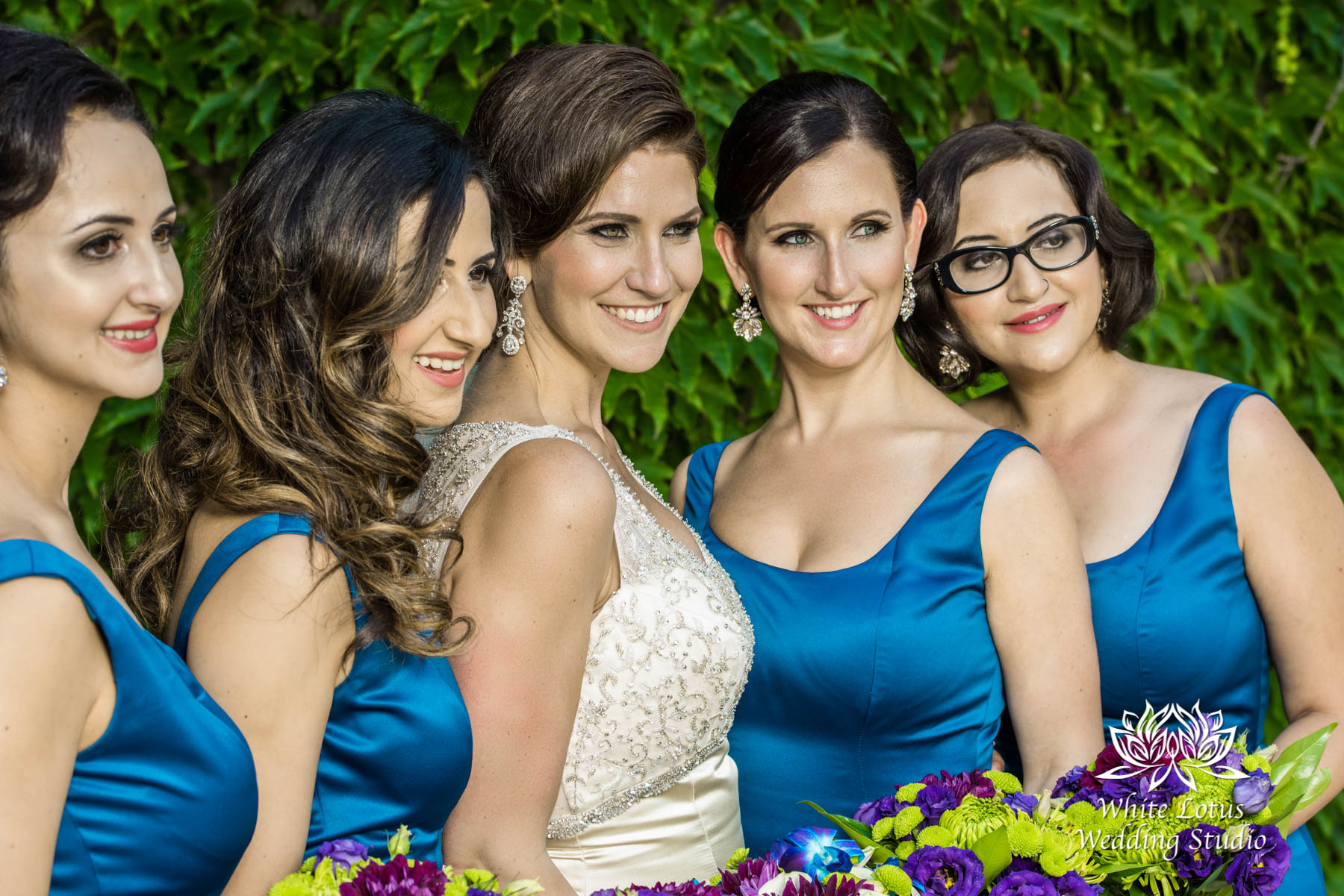 146 - Wedding - Toronto - Liberty Grand - Bridesmaids - PW