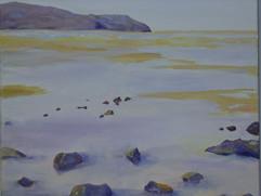 Teifi, low tide