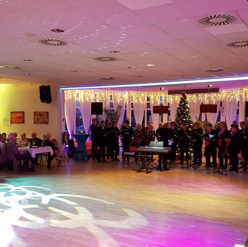Tanzschule Fairtanzt Weihnachten