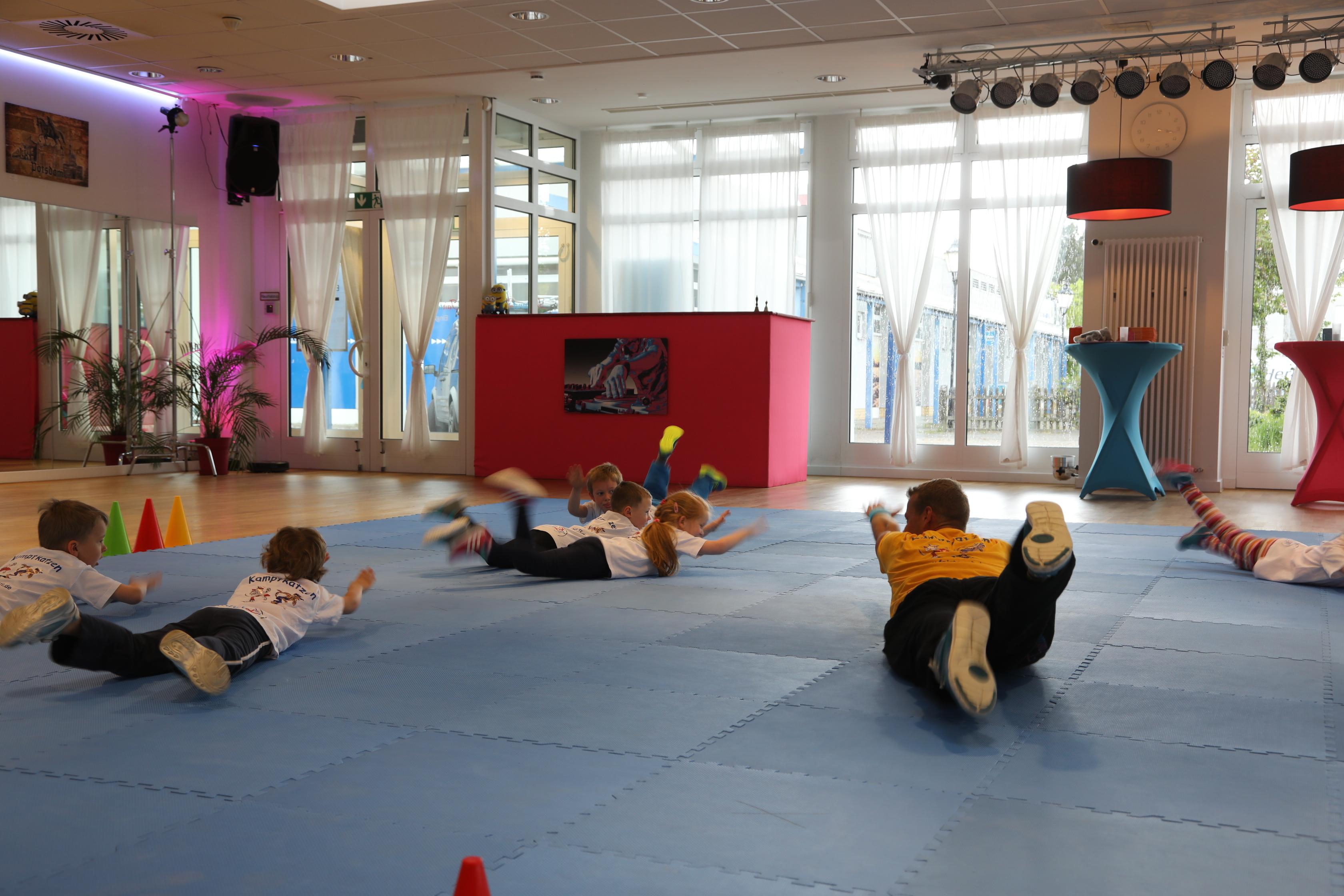 Tanzschule Fairtanzt Kampfkatzen