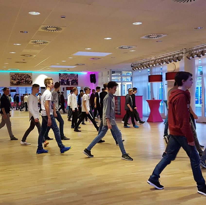 Tanzschule Fairtanzt Jugendkurs