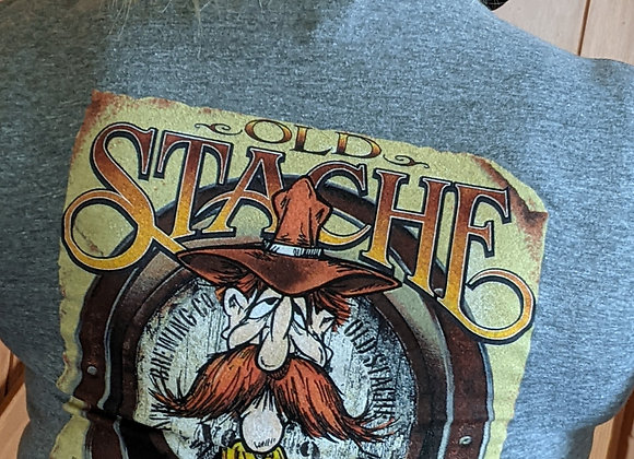 Old Stache T-Shirt
