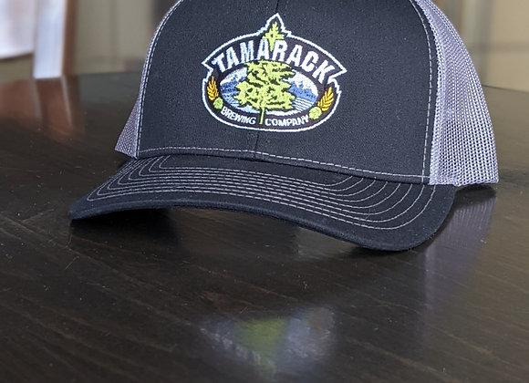 Color Logo Mesh Trucker Hat