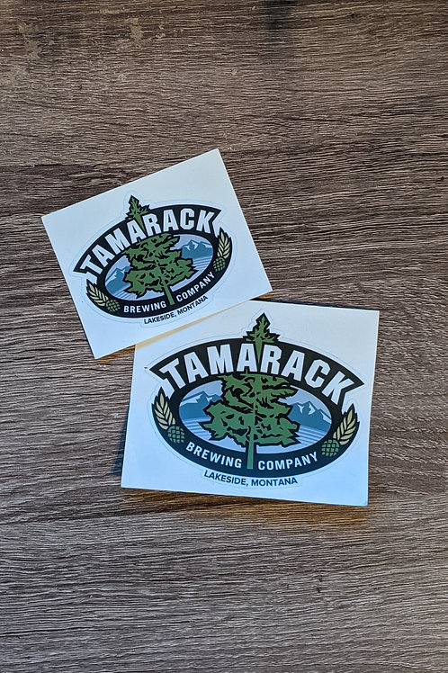 Tamarack Sticker - Large
