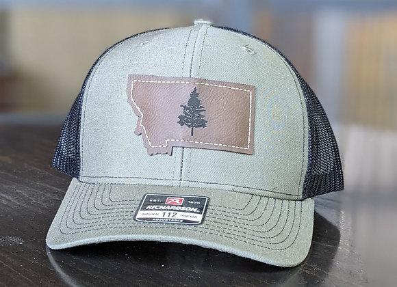 TBC Olive Hat