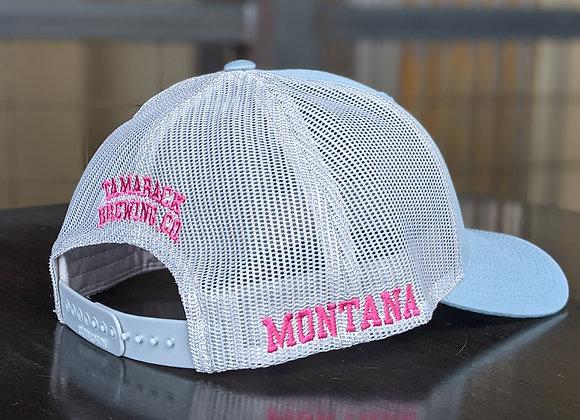 Faded Aqua TBC Hat