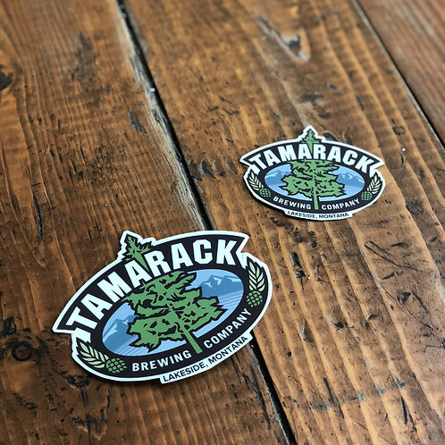 Tamarack Sticker - Large