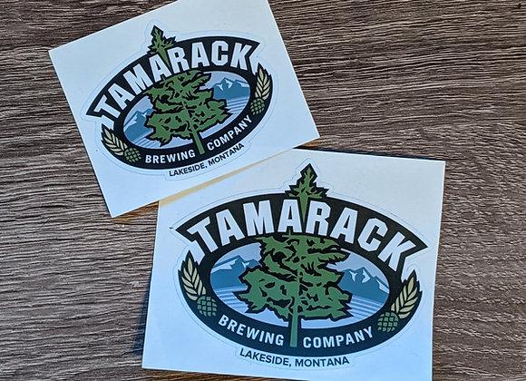 Tamarack Sticker - Small