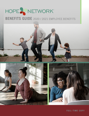 Benefit Guide Cover