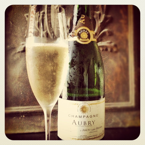 aubry champagne