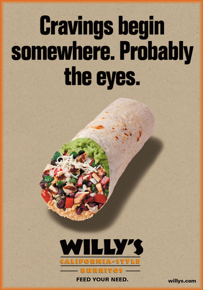 Willys print advertising