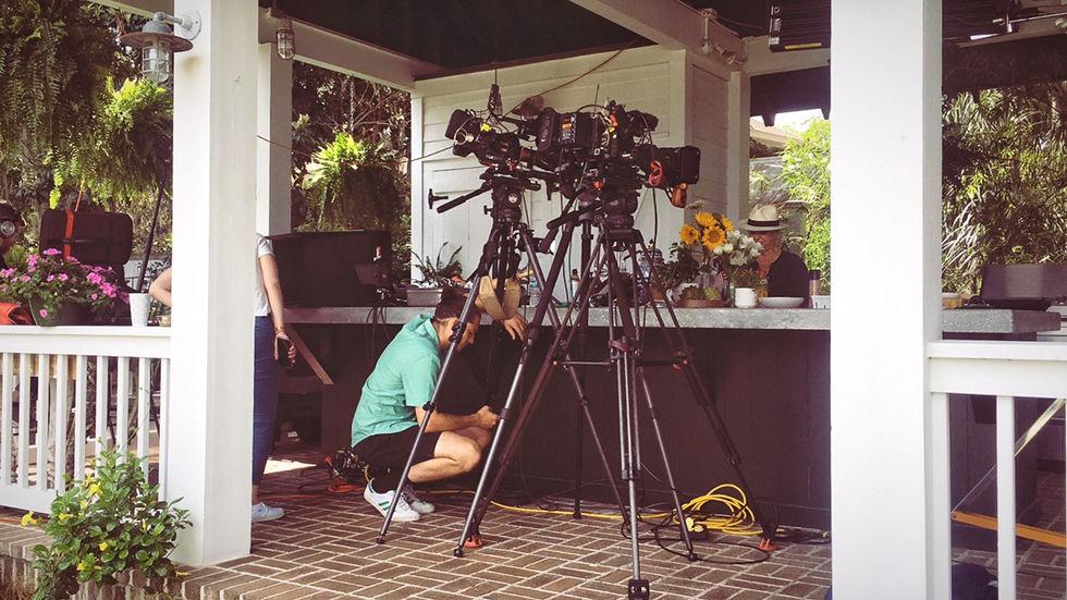 Paula Deen's 4th of July Special for Fox Nation Shot In Savannah GA