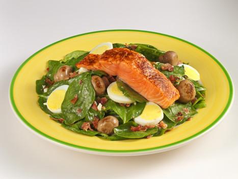 doc greens- salad