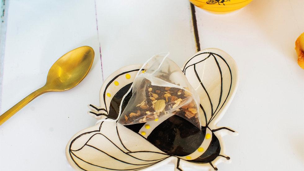 Sass & Belle Bee Tea Dish