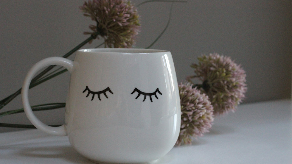 Sass & Belle Eyes Shut Mug