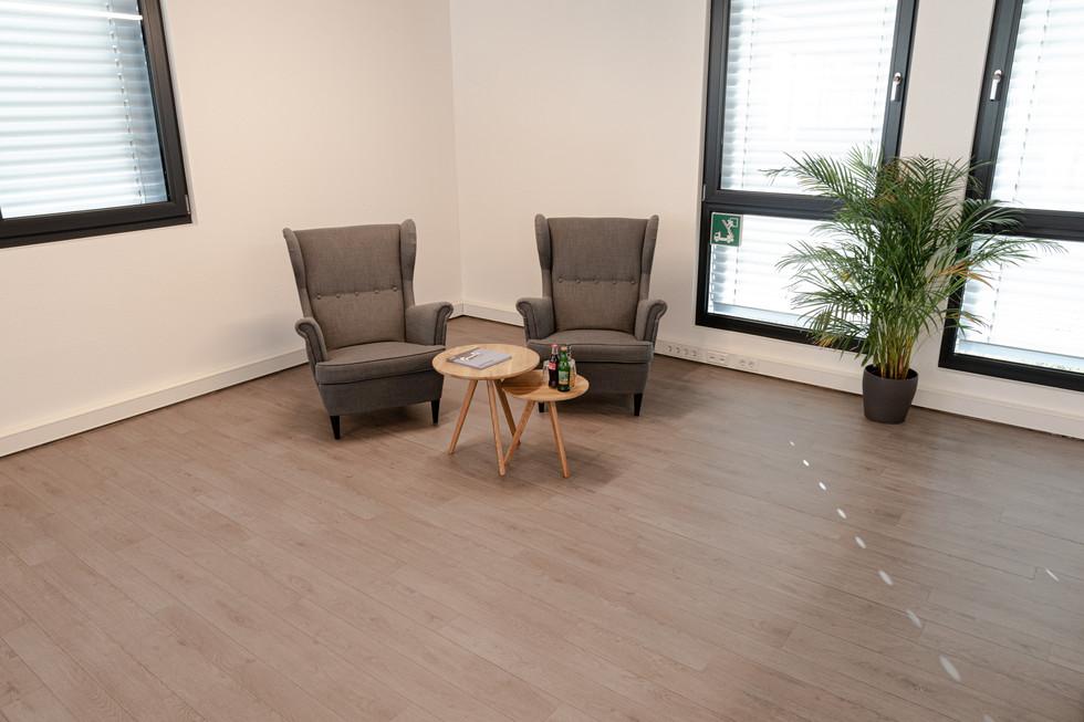 Sitzbereich Büro