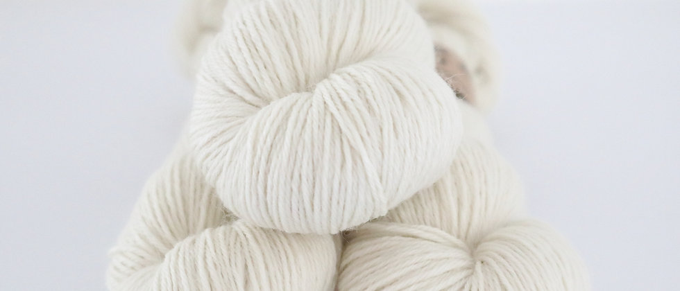 Natural - Corriedale 4ply