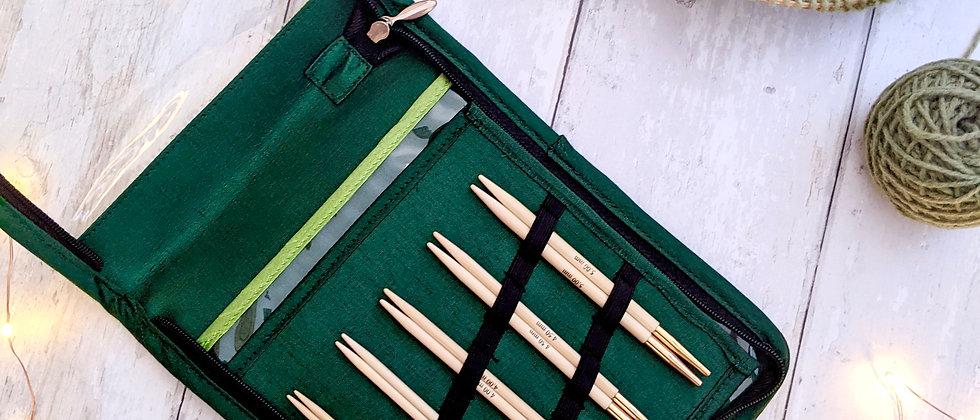 KnitPro Bamboo - Starter Interchangeable Needle Set