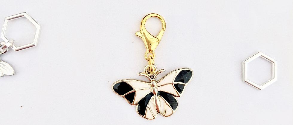 Moth Stitch Marker