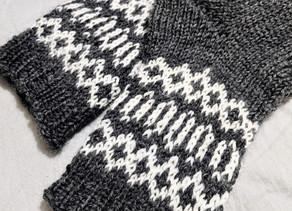Pattern: The Alpine Socks