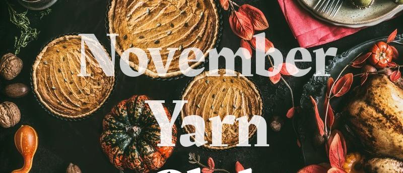 Seasonal Yarn Club
