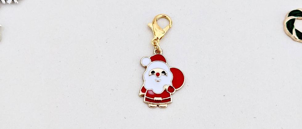 Santa Stitch Marker
