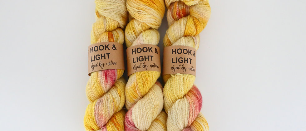California - Bluefaced Leicester 4ply
