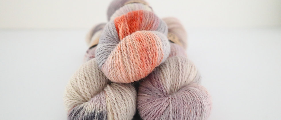 Blueberry Crush - Bluefaced Leicester 4ply