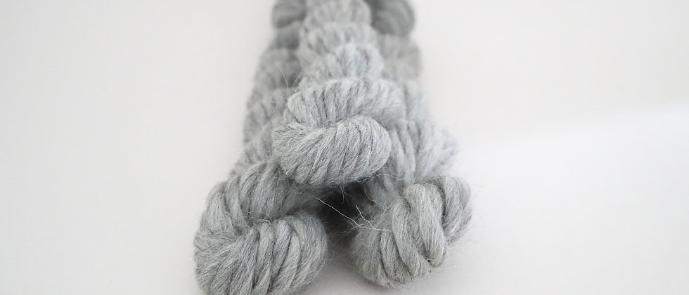 Natural - Corriedale Chunky minis