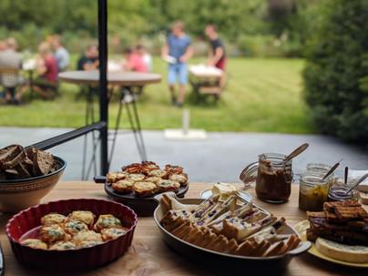 Feestzaal | Bouffete | Catering