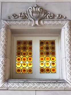 Crown Glass Window LA