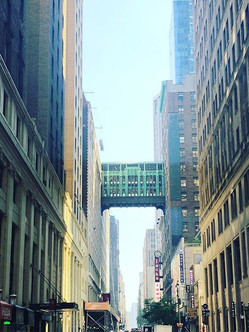 Sky Bridge NYC