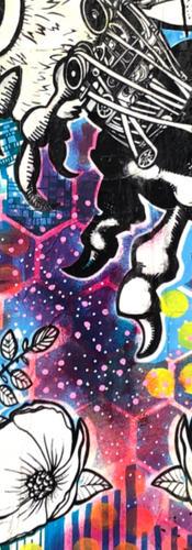 Copyright Angie Consalvo Sticker Collage Street Art with bee_edited_edited.jpg