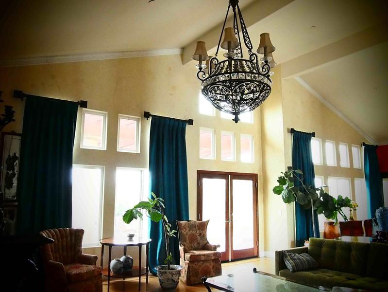 Stationary Decorative Living Room Panels