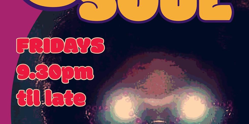 Funk & Soul Fridays