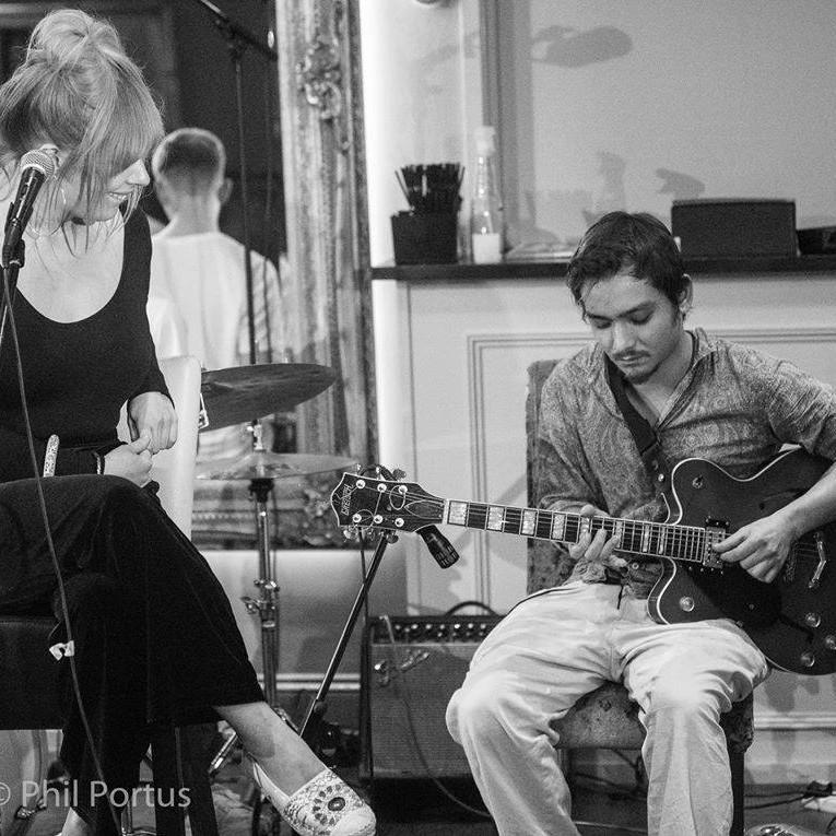 Lucy Mae & Luc Phan - Live Music Sundays