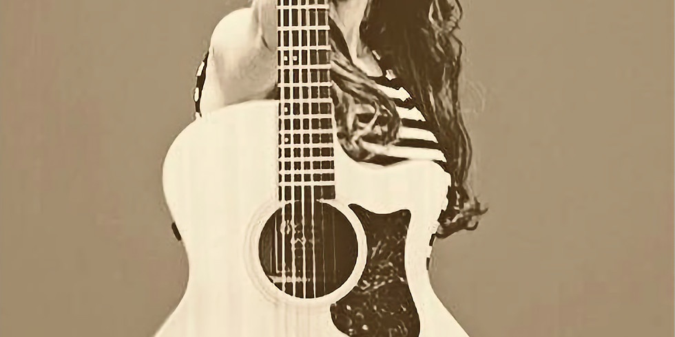 Sarah Widdup - Live Music Fridays