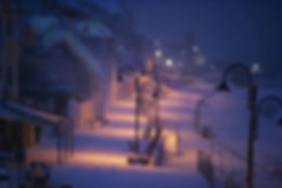 Night time snow Lyme Regis.jpg
