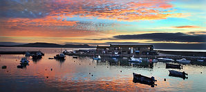 Harbour Sunset, Lyme Regis.jpg